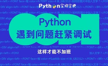 Python 使用VS Code进行调试