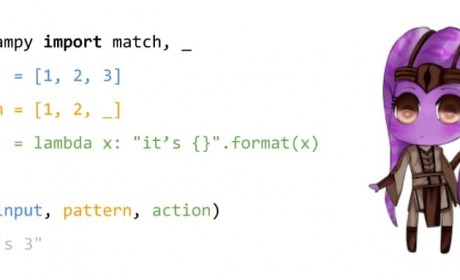 Python 强大的模式匹配工具—Pampy