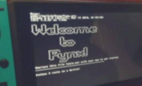 Python 开发任天堂Switch程序??奉上教程!
